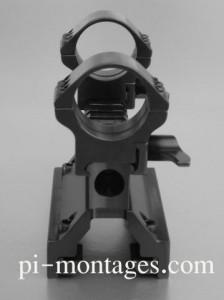 G3 gépkarabély szerelék