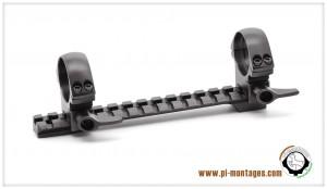 Mauser weaver fix bilincses